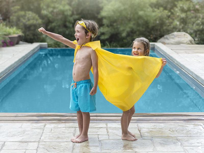 La sécurité en piscine