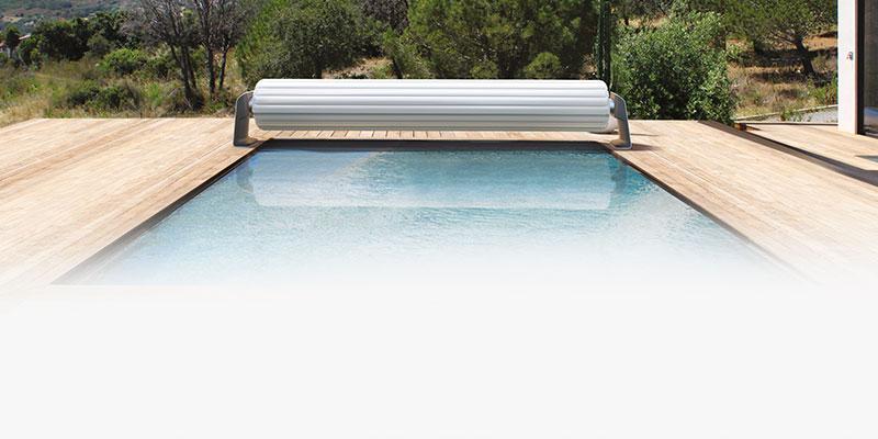 Couverture de piscine hors-sol