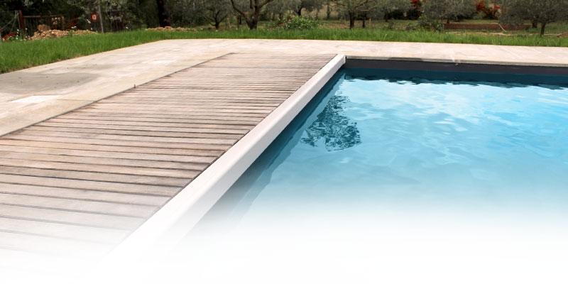 Couvertures de piscine immergees classique