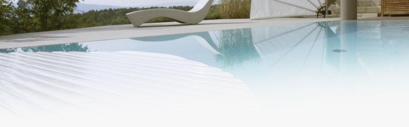 Couvertures de piscine Tabliers