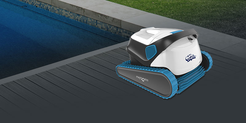 Robots Nettoyeurs piscines résidentielles